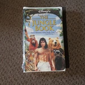 The Jungle Book VHS Sealed